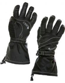 Divas Snow Gear 2019 Trail Snowmobile Womens Gloves Black