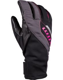 Klim Bombshell Womens Glove Knockout Pink