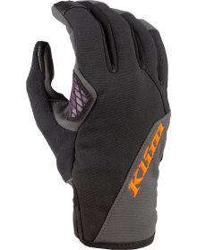 Klim 2021 Versa Womens Glove Deep Purple/Strike Orange