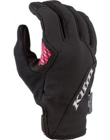 Klim 2021 Versa Womens Glove Black/Knockout Pink