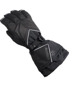 Castle X TRS G2 Womens Snowmobile Gloves Black