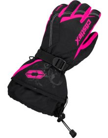 Castle X Legacy G1 Womens Gloves Pink Glo
