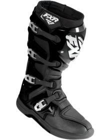 FXR Factory Ride MX Boots Black