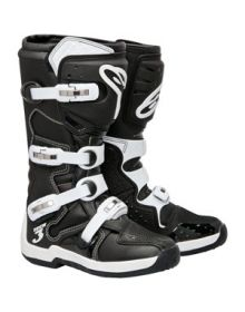Alpinestars Tech 3 Boots Black/White