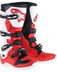 Alpinestars Tech 5 Boot Red/White/Black