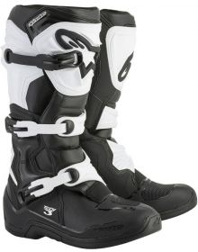 Alpinestars 2018 Tech 3 Boots Black/White