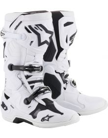 Alpinestars 2019 Tech 10  Boots White