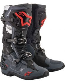Alpinestars Tech 10 LE San Diego 2020 Boot Black/Red/Gray