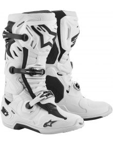 Alpinestars 2020 Tech 10 Supervented Boots White