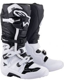 Alpinestars Tech 7 Boots White/Black