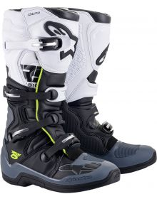 Alpinestars Tech 5 Boots Black/Gray/White