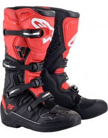 Alpinestars Tech 5 Boots Black/Red