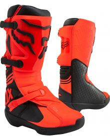 Fox Racing 2021 Comp Boot Flo Orange