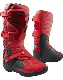 Fox Racing Comp Boot Red