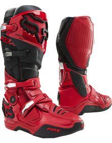 Fox Racing Instinct Boot Red/Black