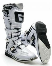 Gaerne G-React Boots White