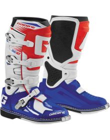 Gaerne 2016 SG-10 Boots White/Blue/Red