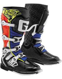 Gaerne 2016 G-React Boots Red/Yellow/Blue