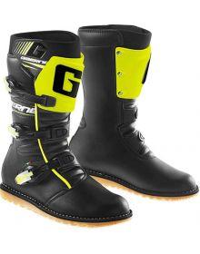 Gaerne Balance Waterproof Boots Black/Flo-Yellow