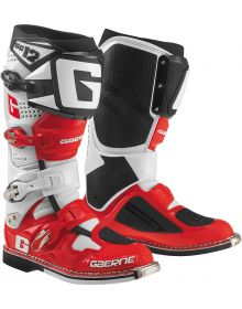 Gaerne SG12 Limited Edition Boots White/Red/Black
