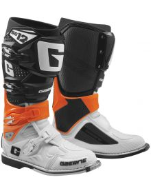 Gaerne 2019 SG-12 Boots Orange/Black/White