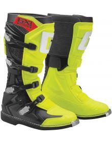 Gaerne GX-1 Boots 20 Yellow