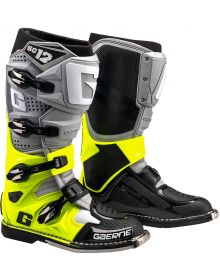 Gaerne 2020 SG-12 Boots Grey/Yellow/Black