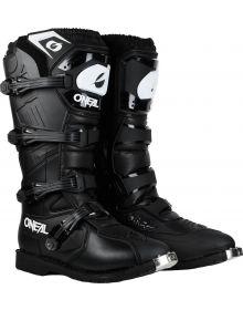 O'Neal 2022 Rider Pro Boots Black/Black