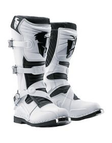Thor Ratchet Boots White
