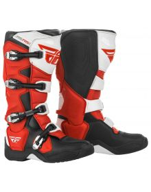 Fly Racing 2021 FR5 Boots Red/Black/White