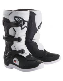 Alpinestars 2018 Tech 3S Youth Boots Black/White