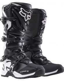 Fox Racing Comp 5 Youth Boots Black