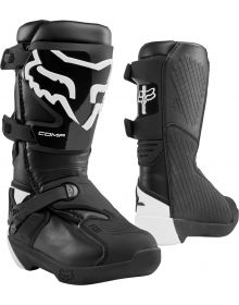 Fox Racing 2020 Comp Youth Boot Black