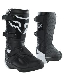 Fox Racing 2021 Comp Youth Boot Black