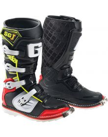 Gaerne SG-J Youth Boots Red/Yellow/Black