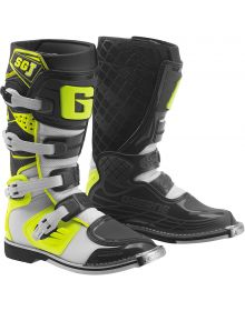 Gaerne SG-J Youth Boots White/Yellow/Black