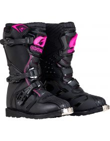 O'Neal 2020 Rider Youth Boots Black/Pink