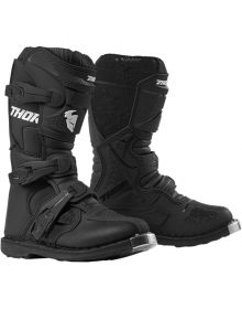 Thor Blitz XP Youth Boots Black