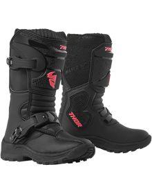 Thor Blitz XP Mini Kids Boots Black/Pink