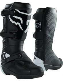 Fox Racing Comp 2021 Womens Boot Black