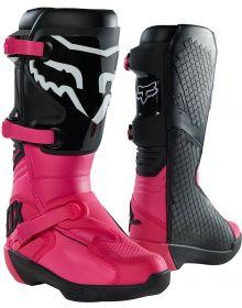 Fox Racing Comp 2021 Womens Black/Pink