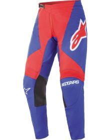 Alpinestars Fluid Speed Pants Blue/Bright Red