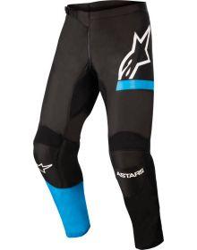 Alpinestars 2022 Fluid Chaser Pants Black/Neon Blue