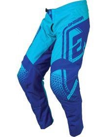 Answer Racing 2019 Syncron Drift Pants Astana/Reflex Blue