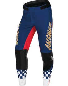 Answer Racing A22 Elite Redzone Pant Answer Red/White/Blue