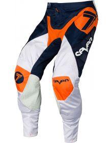 Seven 16.1 Rival Zone Pants Orange/Navy