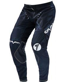 Seven  Zero Pants Staple Black