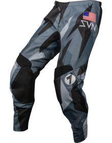 Seven Annex Raider Pant Black