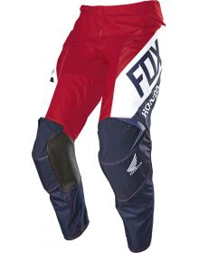 Fox Racing 180 Honda Pant Navy/Red