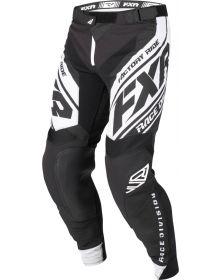 FXR 2019 Revo MX Pant Black/White